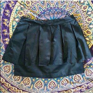 AX Armani Exchange Peplum mini skirt